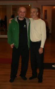 Marcin i Scott